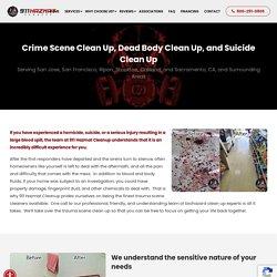 Homicide & Suicide Cleanup from 911 Hazmat Cleanup