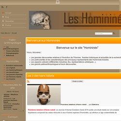 Homininés