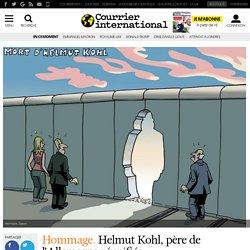 Hommage. Helmut Kohl, père de l'Allemagne réunifiée
