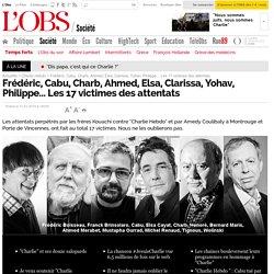 Hommage à la rédaction de Charlie Hebdo - L'hommage de L'Obs