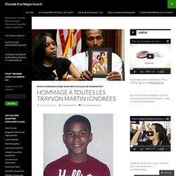 Trayvon Martin et ses soeurs