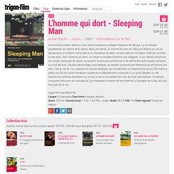 L'homme qui dort - Sleeping Man DVD – trigon-film