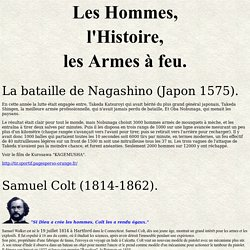 Homme Histoire Armes