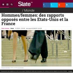 Hommes/femmes: des rapports opposés entre les Etats-Unis et la France