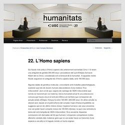 Blog d'Humanitats