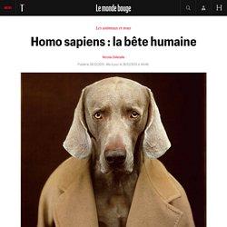Homo sapiens : la bête humaine