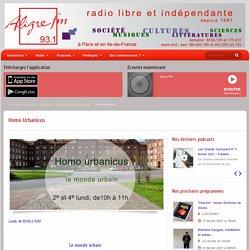 Homo Urbanicus - Aligre FM