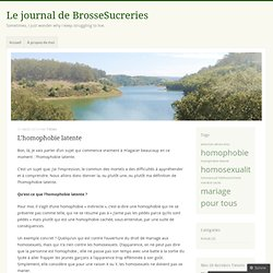 Le journal de BrosseSucreries