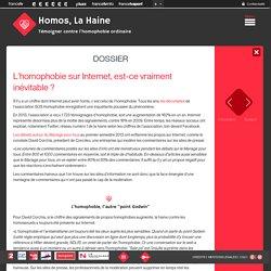 Les propos interdits sur l'internet. Comment faire ? (Dossier sur Francetv.info)