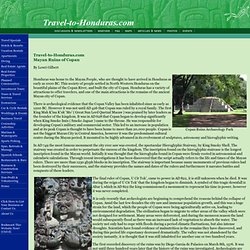 Mayan Ruins of Copan, Copan Ruinas, Honduras, Central America, Travel, Archaeology Park