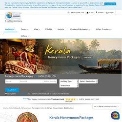 Kerala Honeymoon Pacakges - Kerala Honeymoon Tour Packages