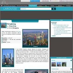 Hongkong en chinois Xianggang ou Hong Kong en chinois Xianggang