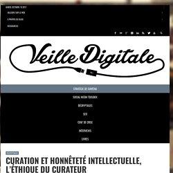 L'honnêteté intellectuelle, principe phare de la curation ? ( Jérôme Deiss, 2013)