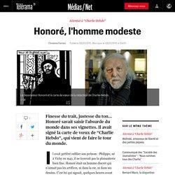 Honoré, l'homme modeste