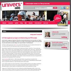 UvT tikt hoogleraar op vingers om kritische blog over PVV-scriptie