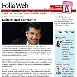 Foliaweb: De hoogleraar als rockster - henk strikkers