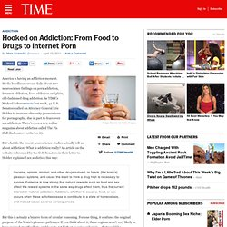 Hooked on Addiction: From Food to Drugs to Internet Porn