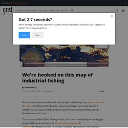 We're hooked on this map of industrial fishing