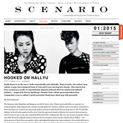 HOOKED ON HALLYU » SCENARIO Magazine - 01:2015