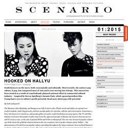 HOOKED ON HALLYU » SCENARIO Magazine - 01:2015