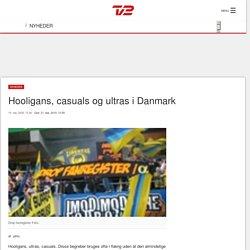 Hooligans, ultras og casuals (oversigt over grupper) - TV 2 Nyheder