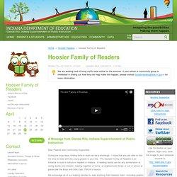 Hoosier Family of Readers