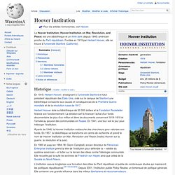 Hoover Institution