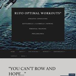 rufo optimal workouts®