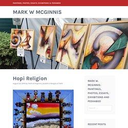 Hopi Religion – Mark W McGinnis