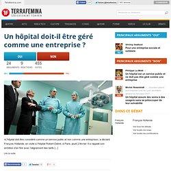 Un hôpital doit-il être géré comme une entreprise