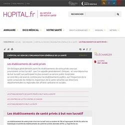 hopital.fr - Les établissements de santé privés