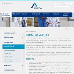 Hôpital de Nivelles
