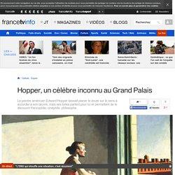 Hopper, un célèbre inconnu au Grand Palais