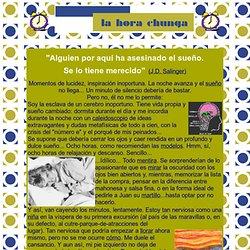 La Hora Chunga de Virginia Martínez Sanz