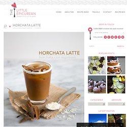 Horchata Latte » The Little Epicurean