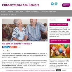 Tour d'horizon des aidants familiaux en France