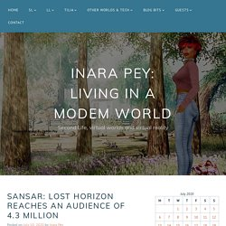 Sansar: Lost Horizon reaches an audience of 4.3 million