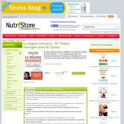 Le régime hormone - Dr Thierry Hertoghe avec M. Enrico