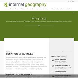 Hornsea - Internet Geography