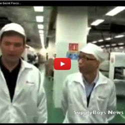 ▶ iPad - See The Horrors Inside The Secret Chinese Foxconn iPad Factory