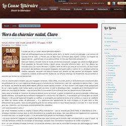 Hors du charnier natal (La Cause littéraire)