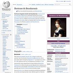 Hortense de Beauharnais 1783-1837