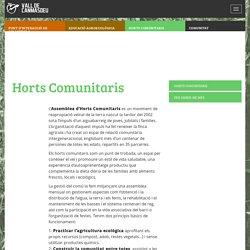 Horts Comunitaris