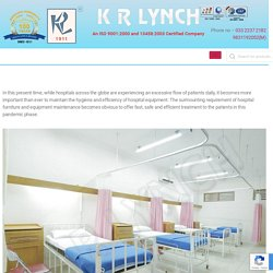 Hospital Equipment: Why It Is Necessary to Maintain