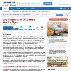 Why Hospital Beds Should Have Warning Signs