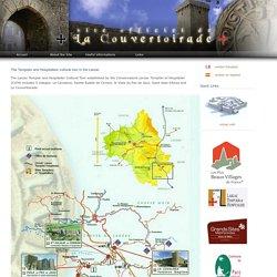 circuit Larzac Templier et Hospitalier - La Couvertoirade - official site