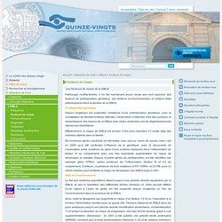 Facteurs de risque / DMLA / Maladies de l'oeil / Accueil - Les Quinze-Vingts - Centre Hospitalier National d'Ophtalmologie