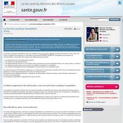 ministère de la santé - fonction publique hospitalière (FPH)