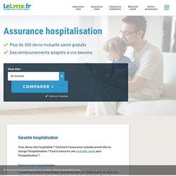 Assurance hospitalisation - Comparatif mutuelles