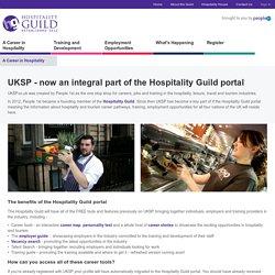 Hospitality Guild - UKSP
